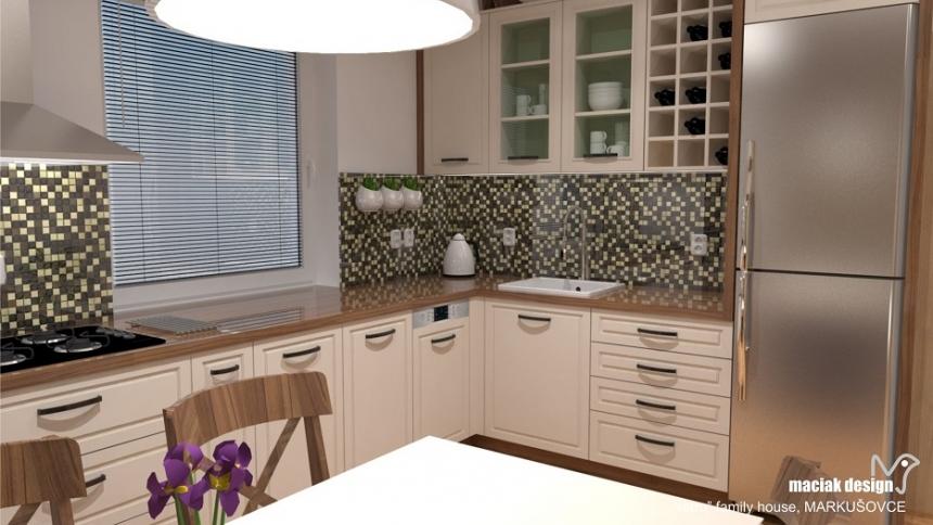 maciak design - RETRO FAMILY HOUSE