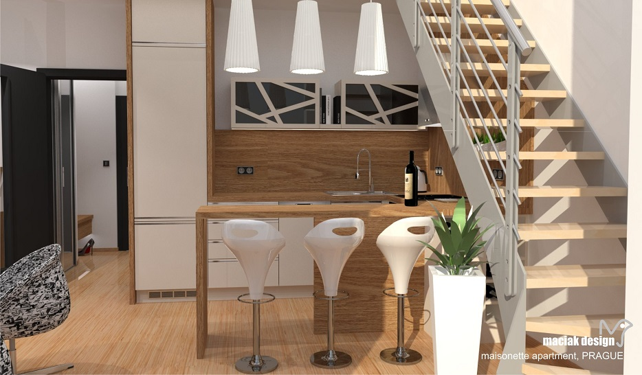 maciak design - MAISONETTE