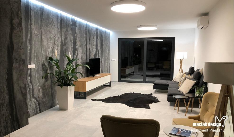 maciak design - LUXURY APARTMENT